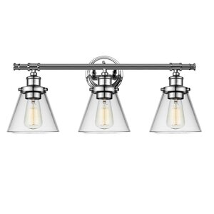 Danelle All-In-One 3-Light Vanity Light