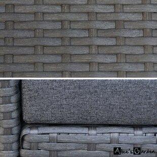 Danis 4 Seater Rattan Sofa Set Image