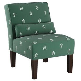 Loon Peak Kasselkus Slipper Chair