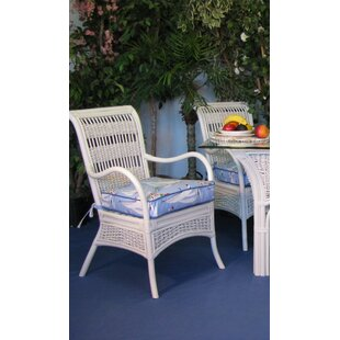 Regatta Dining Chair (Set Of 2) by Spice Islands Wicker Find