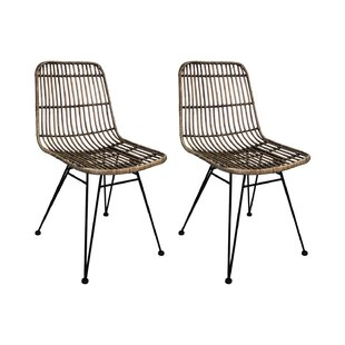 Twain Dining Chair (Set Of 2) By Bay Isle Home