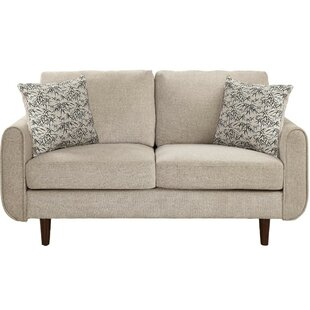 Best Deals Tomblin Loveseat by Ebern Designs Reviews (2019) & Buyer's Guide