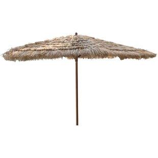 Panama Jack Outdoor Tiki 9' Market Umbrella