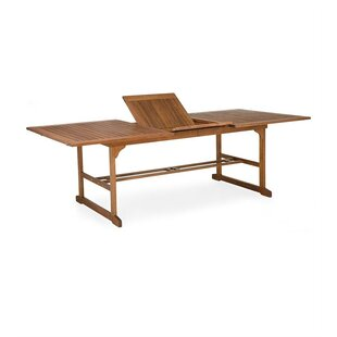 Lancaster Solid Wood Dining Table by Plow & Hearth