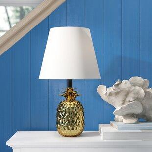 Bay Isle Home Martel Shiny Pineapple Ceramic 19