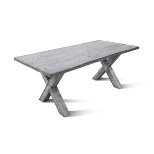 Nicholes X Solid Wood Dining Table Read Reviews