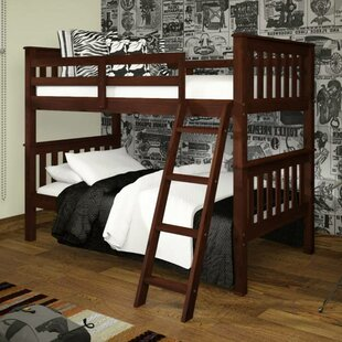 Best Reviews Auvergne Twin over Twin Bunk Bed by Harriet Bee Reviews (2019) & Buyer's Guide