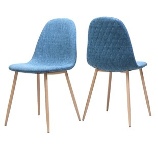 George Oliver Wuest Upholstered Dining Chair (Set of 2)