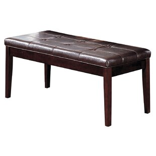 Needham Upholstered Bench by Red Barrel S..