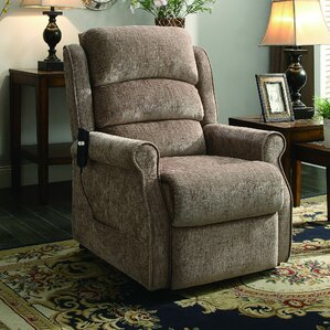 Milford Power Lift Assist Recliner by Homelegance