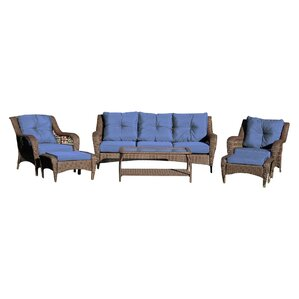 6 Piece Amy Patio Seating Group Part 68