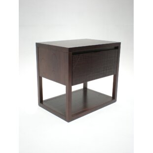 Benoa 1 Drawer Nightstand by Indo Puri