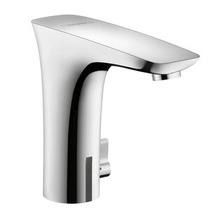 Hansgrohe PuraVida Single Hole Electronic Faucet with Temp Control