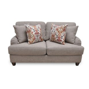 Online Reviews Oakford Loveseat by Darby Home Co Reviews (2019) & Buyer's Guide
