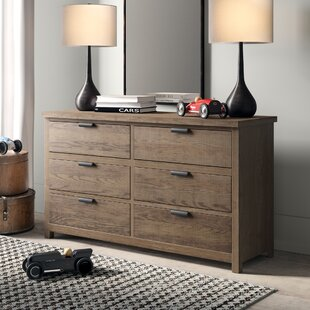 Savings Strasburg 6 Drawer Double Dresser by Greyleigh Reviews (2019) & Buyer's Guide