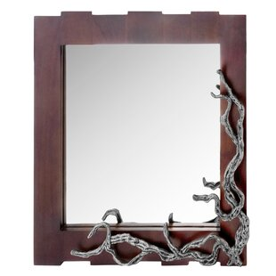 Modern Day Accents Parra Vine Wall Mirror