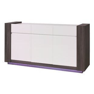 Braga 3 Door 3 Drawer Sideboard By Mercury Row