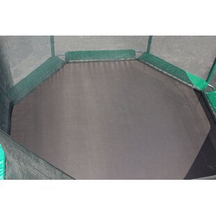 Kidwise 16' Octagon Magic Circle Trampoline