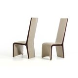 Rochester Parsons Upholstered Dining Chair (Set of 2) by Wade Logan®