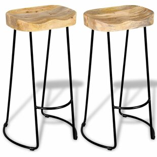 Devante Bar Stool (Set Of 2) By Union Rustic