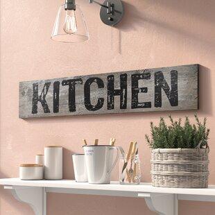 Kitchen Artwork For Walls Wayfair