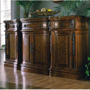Manchester Buffet Table by Eastern Leg..