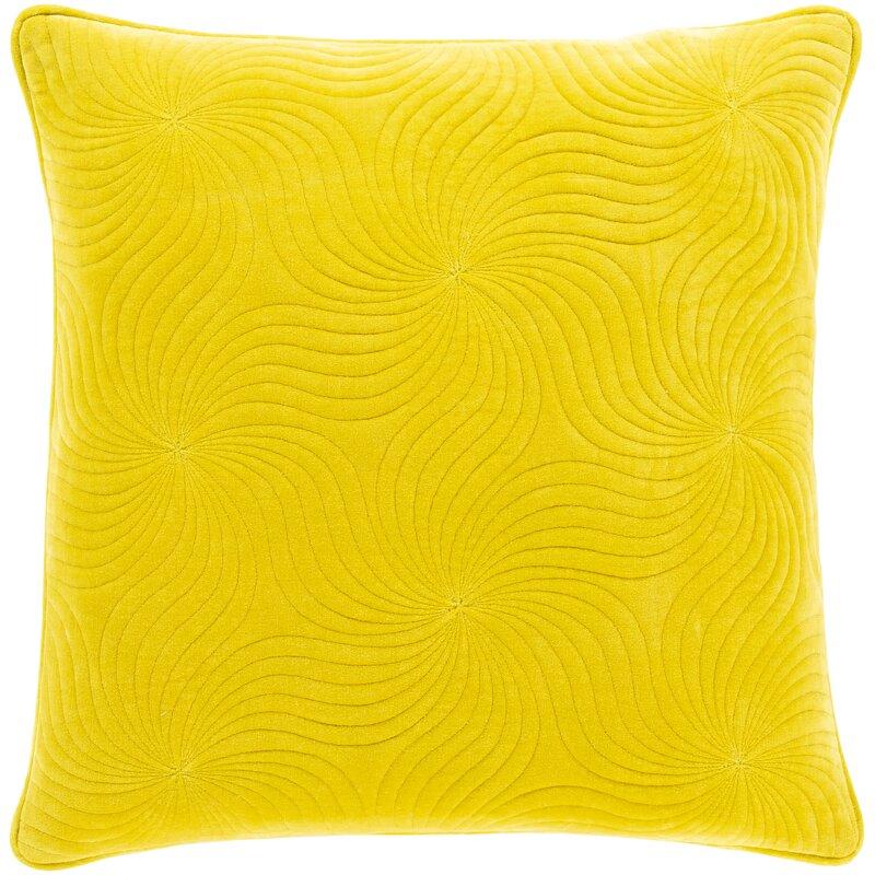 Allmodern Hennessy Cotton Down Throw Pillow Reviews Wayfair