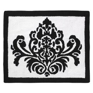 Compare & Buy Sloane Hand-Tufted Black/White Area Rug By Sweet Jojo Designs