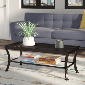 Waterford Coffee Table by Charlton Home