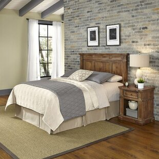 Darby Home Co Landisville Panel Headboard