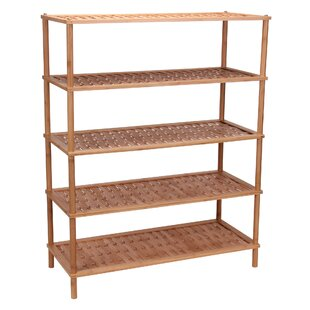 Household Essentials 5-Tier 15 Pair Shoe ..