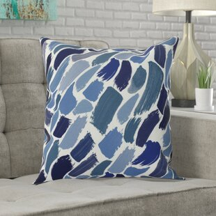 Goodlow Abstract Throw Pillow