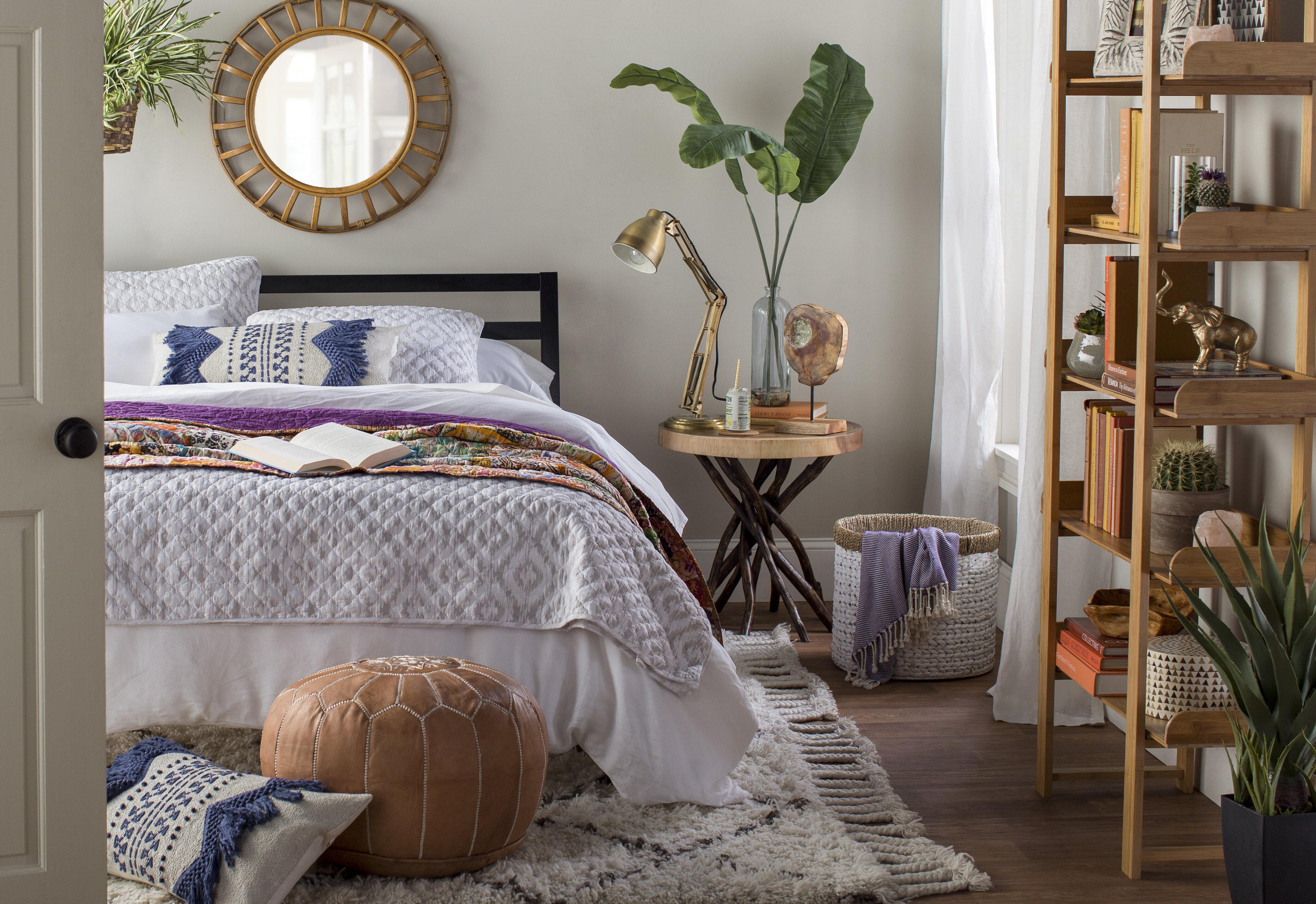 8 Free Spirited Boho Bedroom Ideas Wayfair