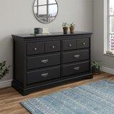 Lydd 6 Drawer Dresser by Canora Grey