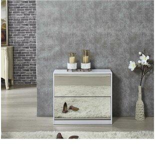 Cosgrove 10 Pair Shoe Storage Cabinet By Brayden Studio
