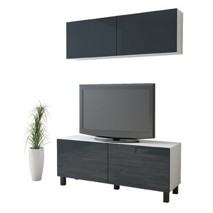 Aramantha Entertainment Unit For TVs Up To 70