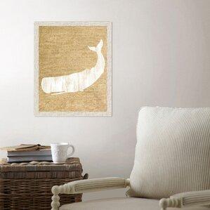 Whale Wall Art whale wall art | wayfair