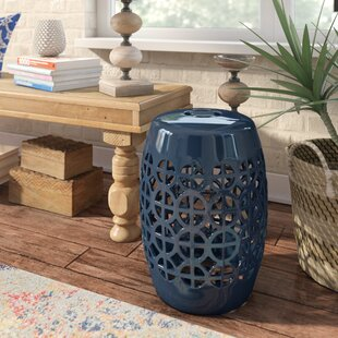 Teal Garden Stool | Wayfair