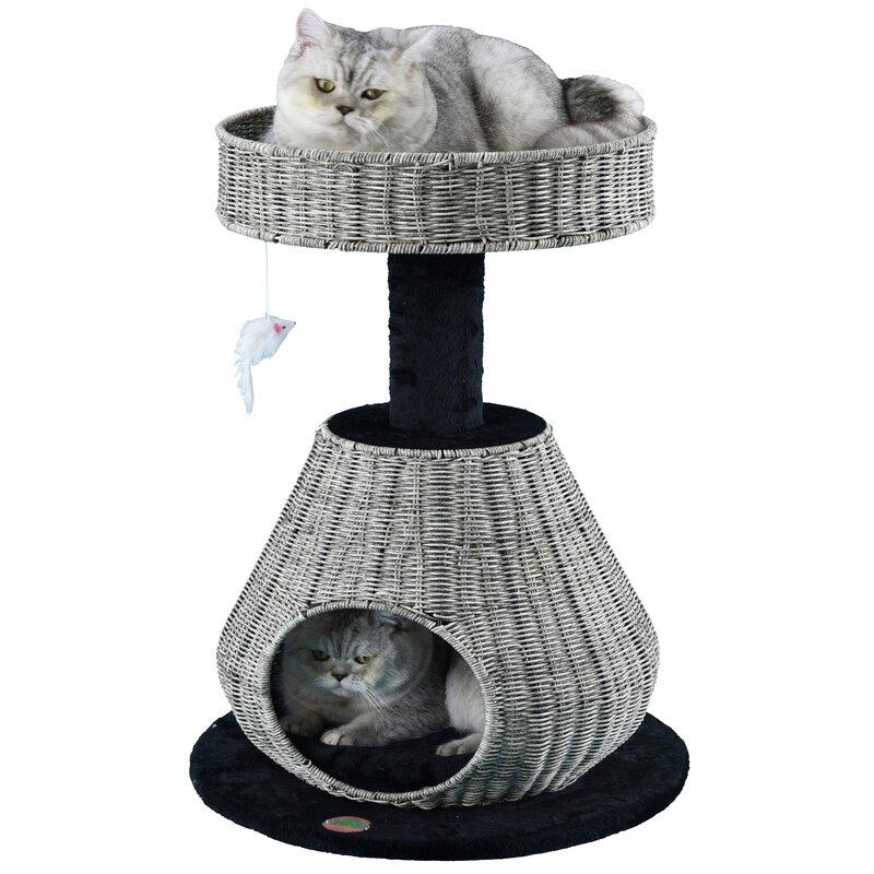 "30"" Cat Tree by Go Pet Club"