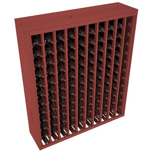 Karnes Pine Deluxe 120 Bottle Floor Wine ..
