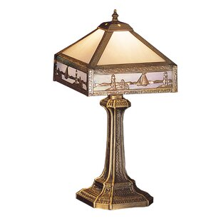Sailboat Mission 19 Table Lamp