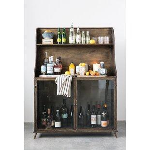 Mckinsey Metal Curio Cabinet