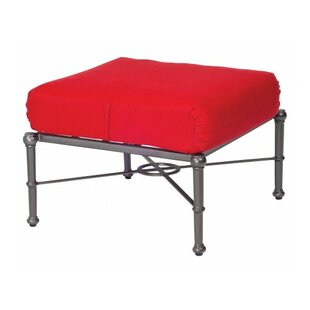 Delphi Ottoman with Cushion By Woodard
