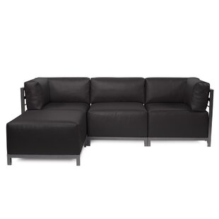 Woodsen Patio Sectional by Latitude Run Best Choices