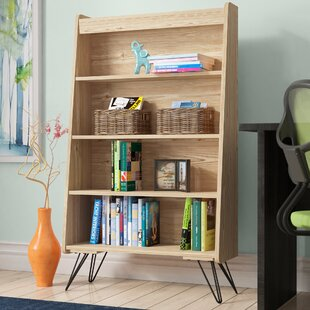 Bohn Standard Bookcase by Mercury Row