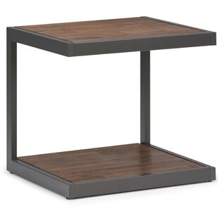 Higuera C End Table by Mercury Row