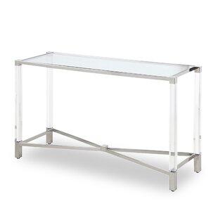 Nev Console Table by Orren Ellis