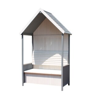 Review Waycross Solid Wood Arbour