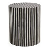 Schoeneck Drum End Table by Orren Ellis