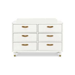 Tanner 6 Drawer Double Dresser